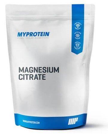 Výsledek obrázku pro Myprotein Magnesium Citrate 500 g obrázky