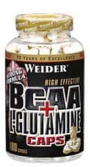 Weider BCAA + L-Glutamine 180kapsúl