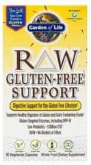 Garden of Life RAW podpora pro zažívání při bezlepkové dietě 90kapslí