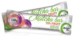 Natusweet Matcha Bar 40g