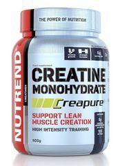 Nutrend Creatine Creapure Monohydrate 500g