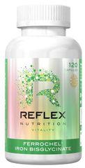 Reflex Nutrition Ferrochel Iron Bisglycinate 120kapslí