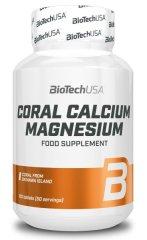 BioTech USA Coral Calcium Magnesium 100tablet