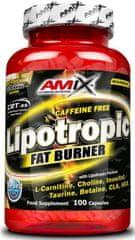 Amix Nutrition Lipotropic Fat Burner 200kapslí
