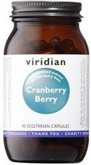 VIRIDIAN nutrition Cranberry Berry 90kapsúl