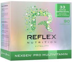 Reflex Nutrition Nexgen PRO 90kapsúl