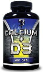 Bodyflex Fitness Calcium + D3 100kapslí