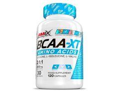 Amix Nutrition BCAA-XT 120kapslí
