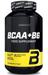 BioTech USA BCAA + B6200tabliet
