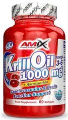 Amix Nutrition Amix Krill Oil 60kapslí