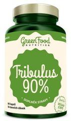 GreenFood Tribulus 90% 90kapsúl