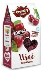Royal Pharma Crunchy snack Mrazem sušené višně 30g