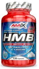 Amix Nutrition HMB 120kapslí