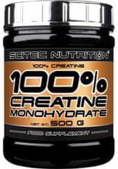 Scitec Nutrition Scitec 100% Creatine Monohydrate 500g