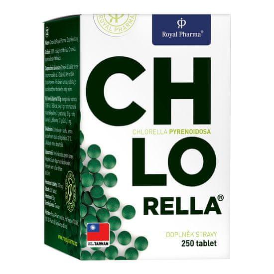 Royal Pharma Chlorella 250tablet