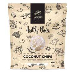 Nutrisslim BIO Coconut Chips 40g