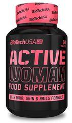 BioTech USA Active Woman 60tabliet