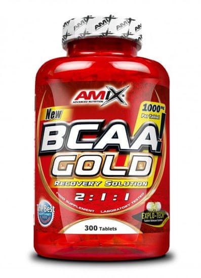 Amix Nutrition BCAA Gold 300tabliet