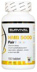 Survival HMB 5000 Fair Power 150tablet