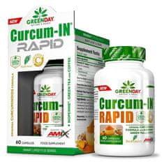 Amix Nutrition Amix Curcum-IN Rapid 60kapslí