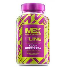 Mex Nutrition CLA + Green Tea 90kapslí