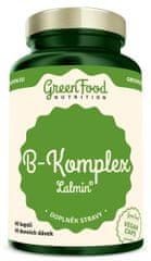 GreenFood B-Komplex Lalmin 60kapsúl