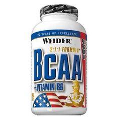 Weider BCAA + Vitamín B6 260 tabliet