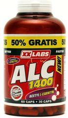 XXlabs Nutrition ALC - Acetyl L-Carnitin 90kapsúl