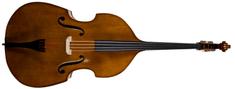 Strunal Kontrabas Maestro 5/7weA 4/4 Akustický kontrabas