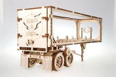 UGEARS Heavy Boy Truck Náves VM-03