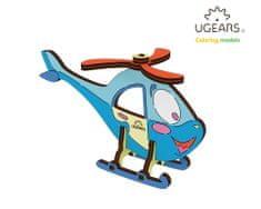 UGEARS Helikoptera