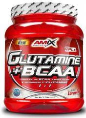 Amix Nutrition L-Glutamine + BCAA Powder 500g