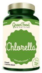 GreenFood Chlorella vegan 90kapsúl