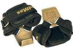 MadMax háčky Metallic Lat Hooks kožené MFA333