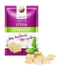 Natusweet Stevia Žvýkačky 10ks