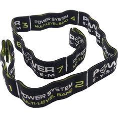 POWER SYSTEM Guma na cvičení Multilevel Elastic Band