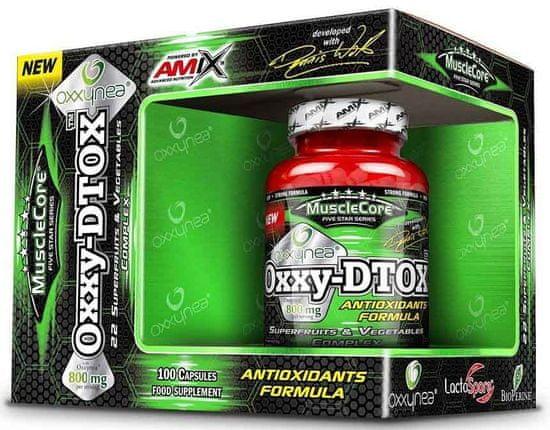 Amix Nutrition MuscleCore OXXY-DTOX 100kapsúl