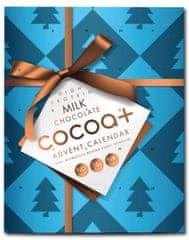 Cocoa+ Adventní kalendář 125g
