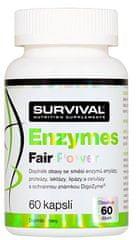 Survival Enzymes Fair Power 60kapslí