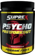 Suprex Psycho Preworkout Pump 500g