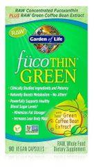Garden of Life FücoTHIN GREEN spalování tuku 90kapslí