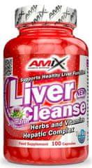 Amix Nutrition Liver Cleanse 100kapslí