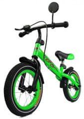 SEDCO Odrážedlo Sedco Kids Race WH125B zelená