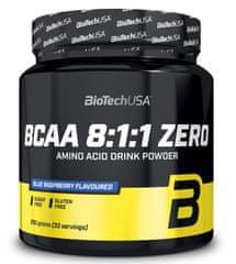 BioTech USA BCAA 8:1:1Zero 250g