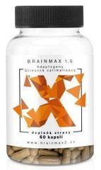 BrainMax 1.5 Adaptogenic Hegemony 60kapslí