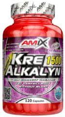 Amix Nutrition Amix Kre-Alkalyn 1500 120kapslí