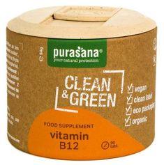 Purasana Vitamín B12 BIO 90 tabliet