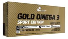 Olimp Gold Omega 3 Sport Edition 120kapslí