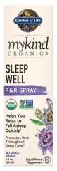 Garden of Life Mykind Organics Sleep Well - pro dobrý spánek - ve spreji 58ml