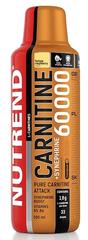 Nutrend Carnitine 60000 + Synephrine 500ml